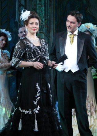 Die lustige Witwe (The Merry Widow)
