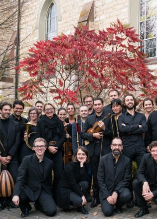 SWISS BAROQUE ORCHESTRA