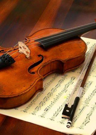 Скрипкові діалоги