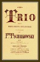 Tchaikovsky - Piano Trio 'In Memory Of A Great Artist'