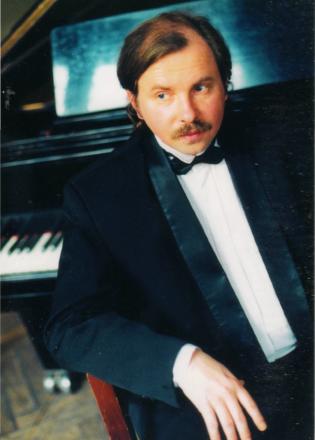 Речиталь Йожефа Ерміня (фортепіано)