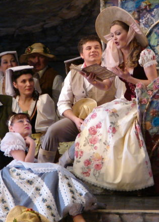 L'elisir d'amore (The Elixir of Love)