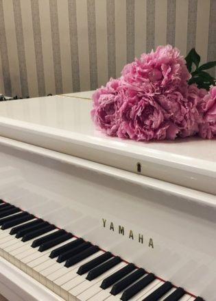Романтичний фортепіанний вечір/Romantischer Klavierabend