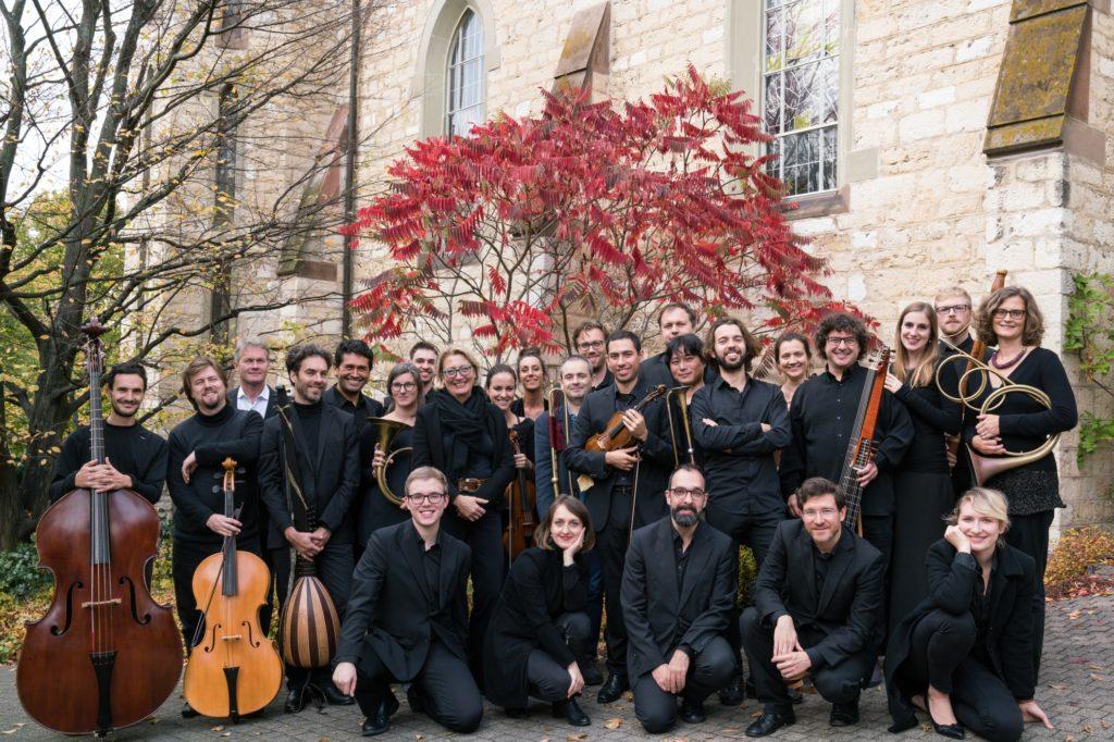 ENSEMBLE MUSICA FIORITA © Susanna Drescher 01