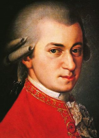 LOVE FROM MOZART